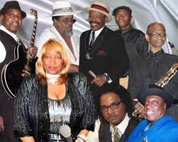 Lady Champagne & the Motor City Blues Crew